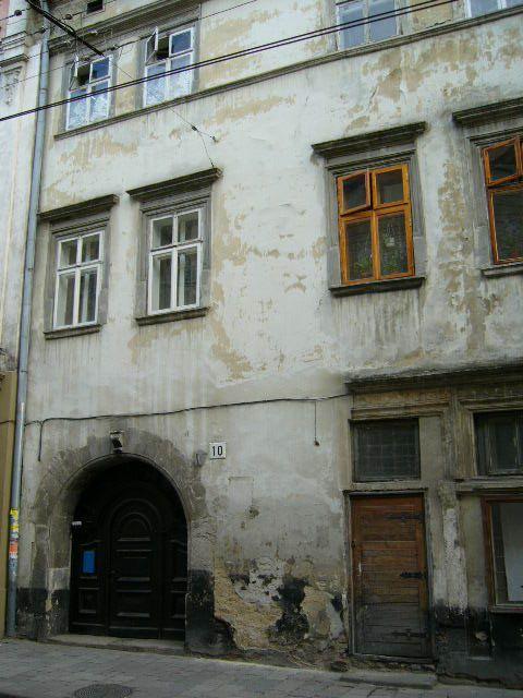 Житловий будинок на вул. Руська, 10