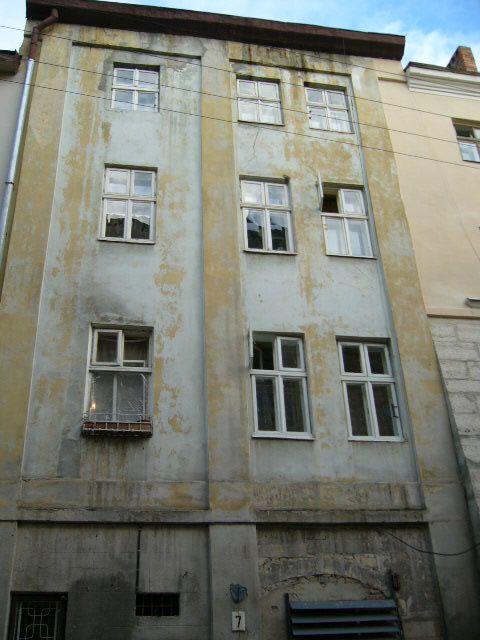 Житловий будинок на вул. Сербська, 7