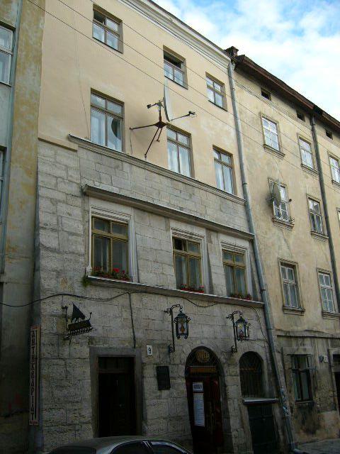 Жилой дом на ул. Сербская, 9