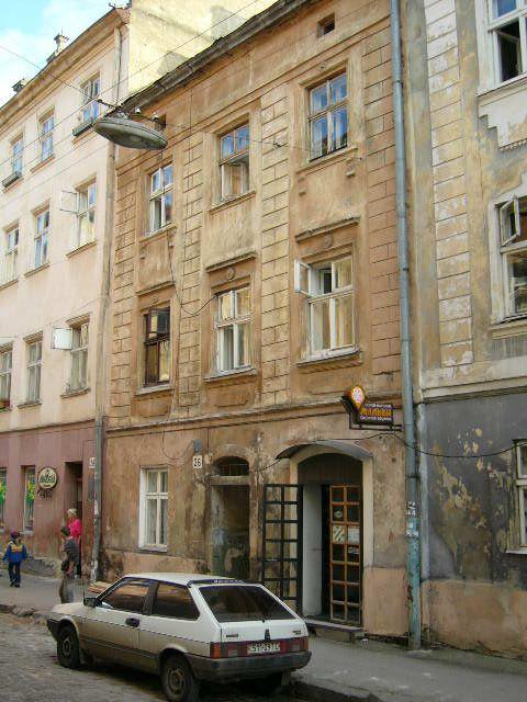 Жилой дом на ул. Староеврейская, 26