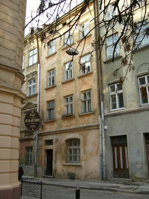 Житловий будинок на вул. Староєврейська, 29