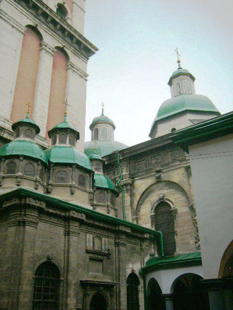 Ансамбль Успенской церкви