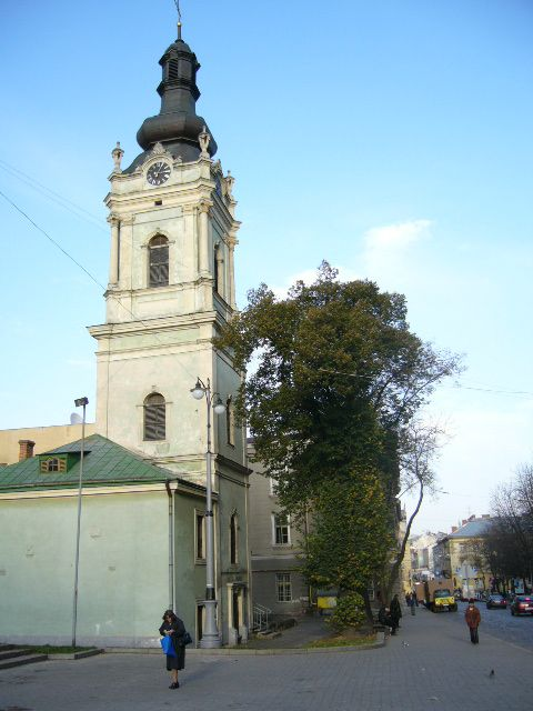 Церква Святого Духа (Музей «Русалки Дністрової»)